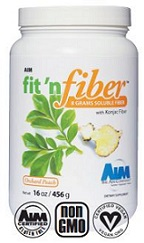 AIM Fit 'n Fiber Peach